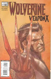 Wolverine Weapon X #1 (2009) Marvel comic book